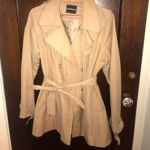 Express Trench Coat size XL